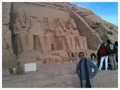 Mahmoud Gebril, Founder of Osiris Tours