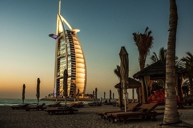 Dubai Tours Image - Burj Al Arab Hotel