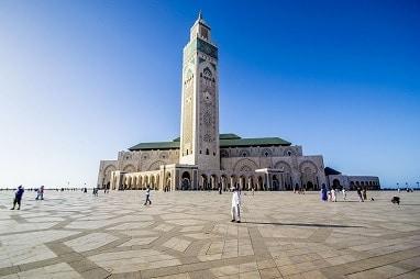 Morocco Tours Image - Casablanca Morocco Mosque